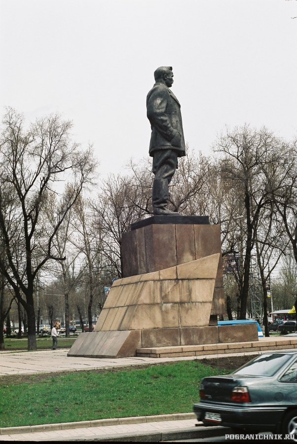 Донецк.Самый пошлый памятник на Украине