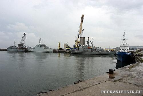 Таллинн.Минная гавань.Год 2008.