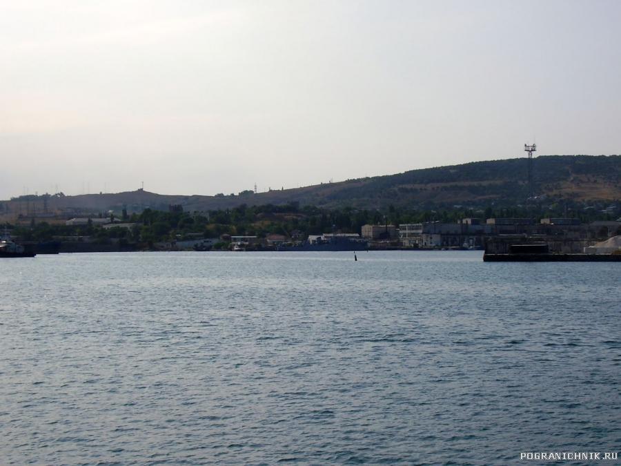 12ый пирс-вид с моря