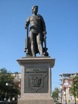 Основатель Херсона-Князь Потемкин Таврический