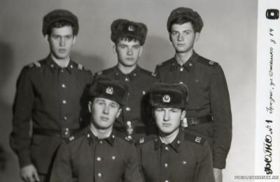 кпп Гродно 80-82 в/ч 2141