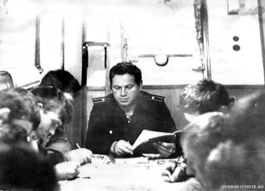 Командир корабля Воскобой