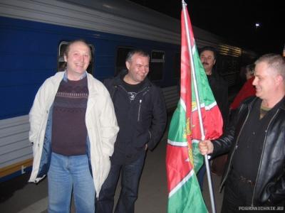 Встреча на Казанском вокзале