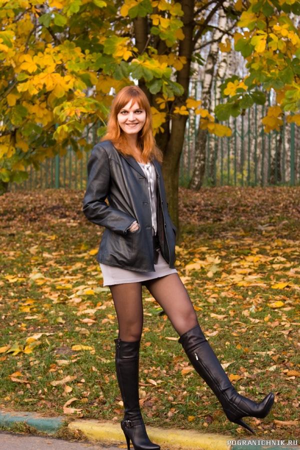 Золотая Московская осень