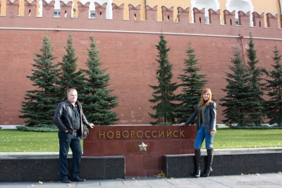 Немного Новороссийска Москве не повредит :)