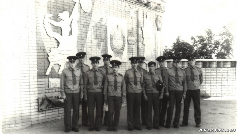 Молодые офицеры