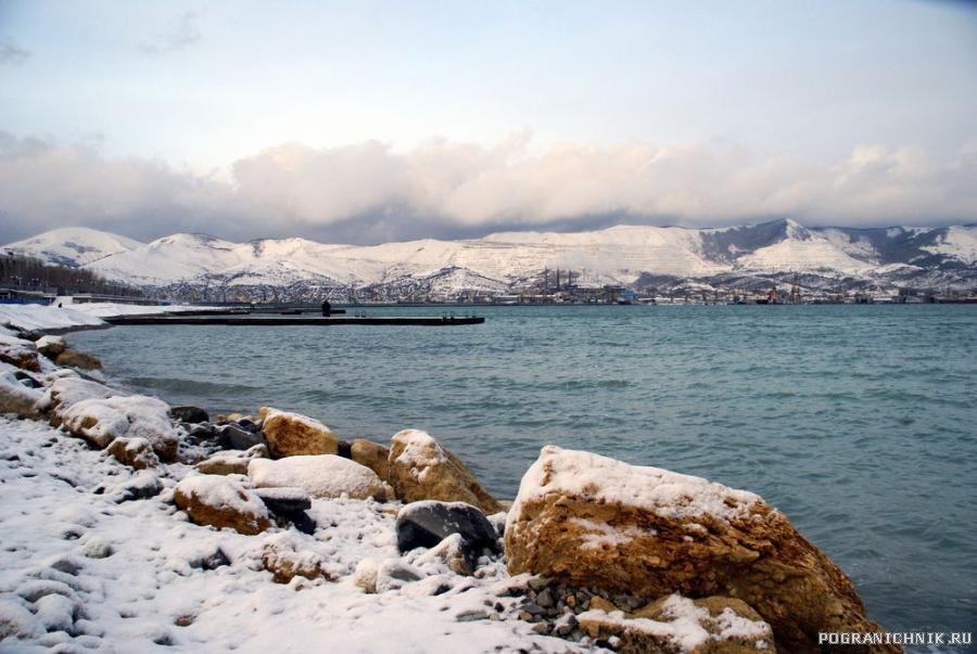зима в Ново