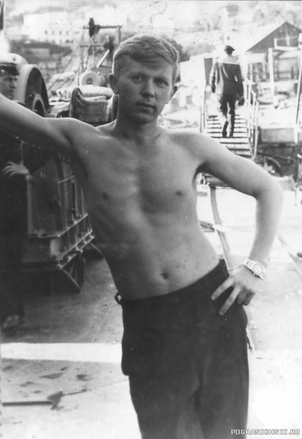 """ПСКР """"Воровский"""" 1987-1990г."""
