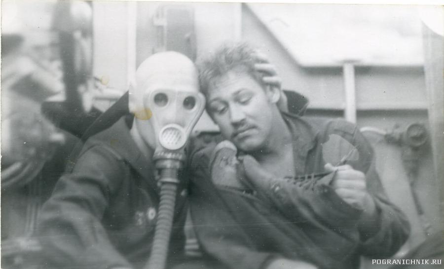 ПСКР-636. 1986 г.