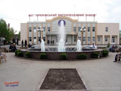 Украина г. Кременьчуг