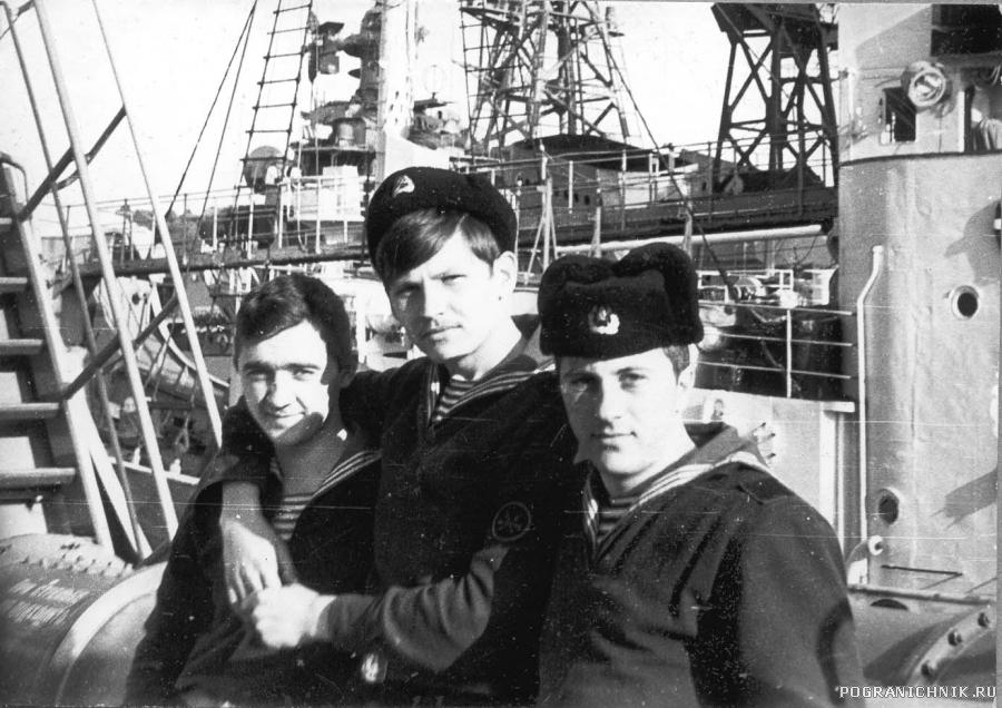 1 января 1985 г. - в 13 СРЗ в Севастополе