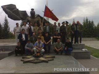 28 мая 2008 год.Казахстан.Кокшетау