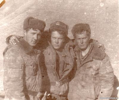 Науменко В.,Суханов В., Корнев А. (Зардев 1986г.)