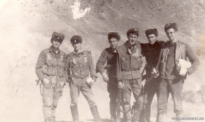 Зардев,пл. Тарваза, январь 1986г.