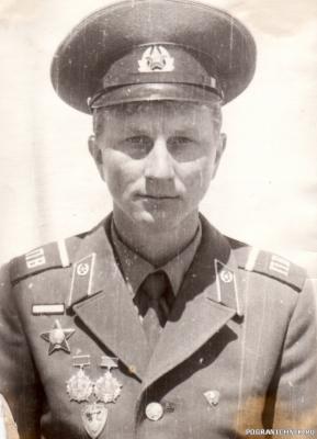 Сергей Байбаков, 3 ПЗ, ММГ-1