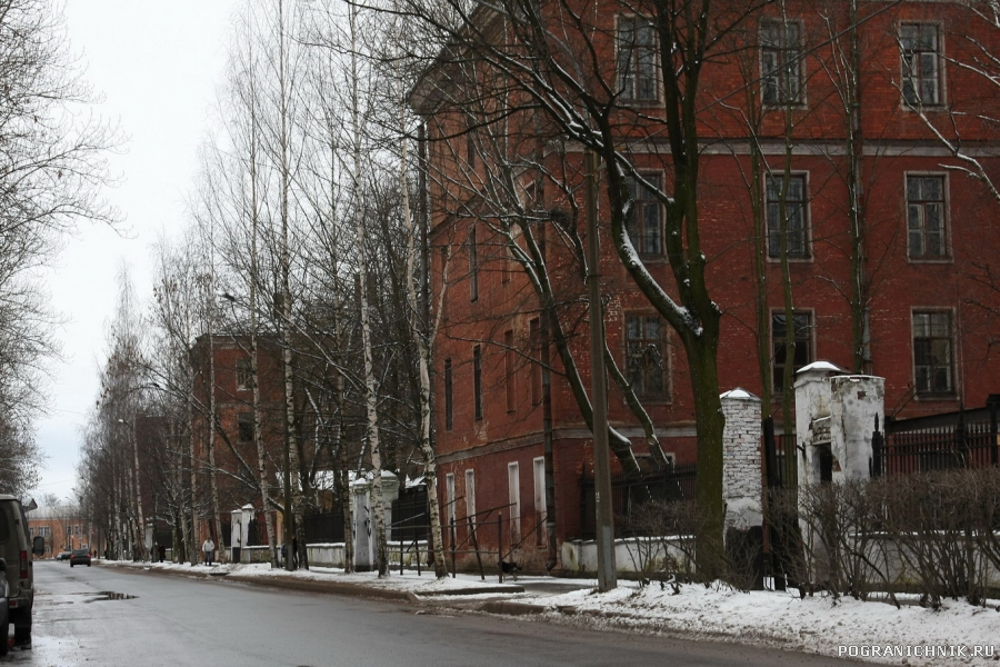 4-й отряд Кронштадт ул. Флотская