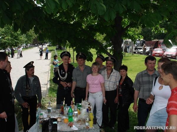 Днепропетровск площадь перед пам Афганцев