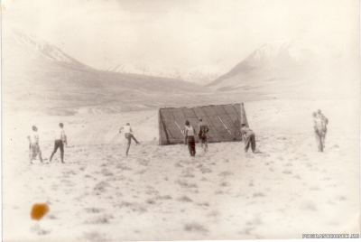 чемпионат ММГ-1 Базай-и-Гумбад 1986г.