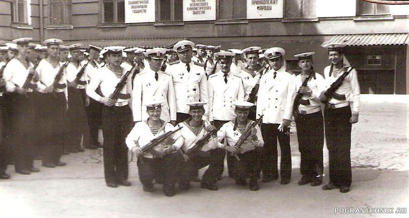 2я рота 1983г