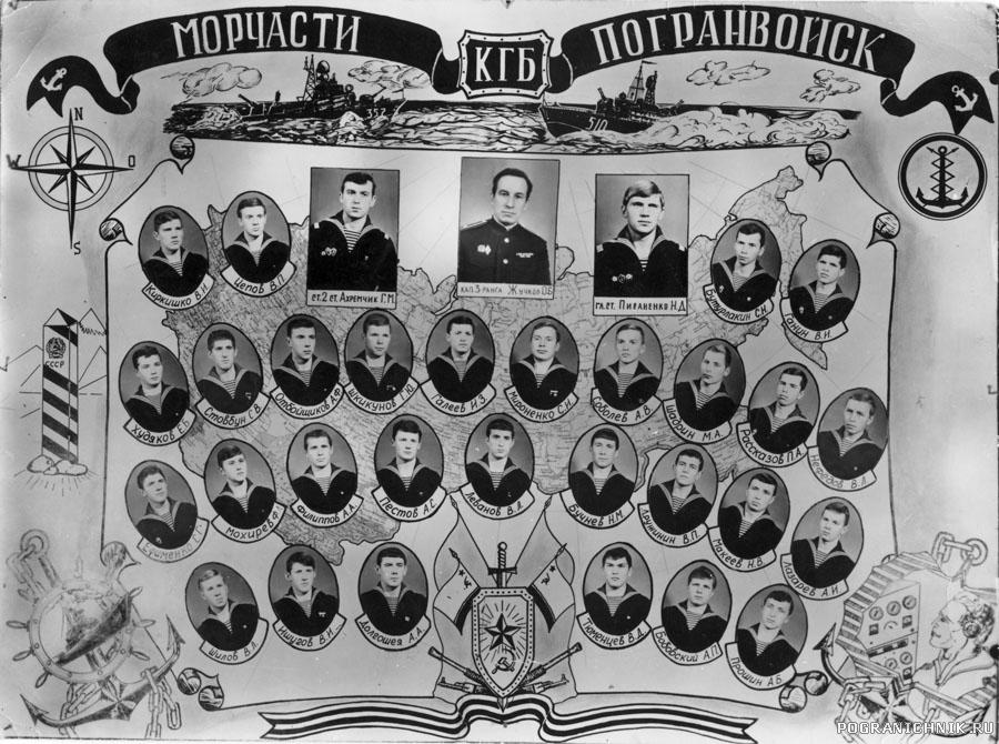 Анапа-1975 9 рота 5 смена радиотелеграфистов