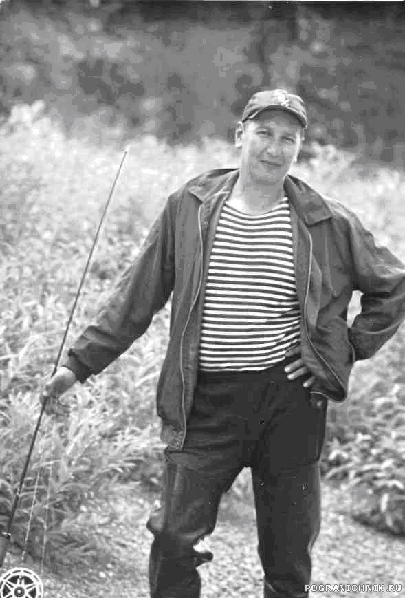На сплаве по Чусовой 1998 г.