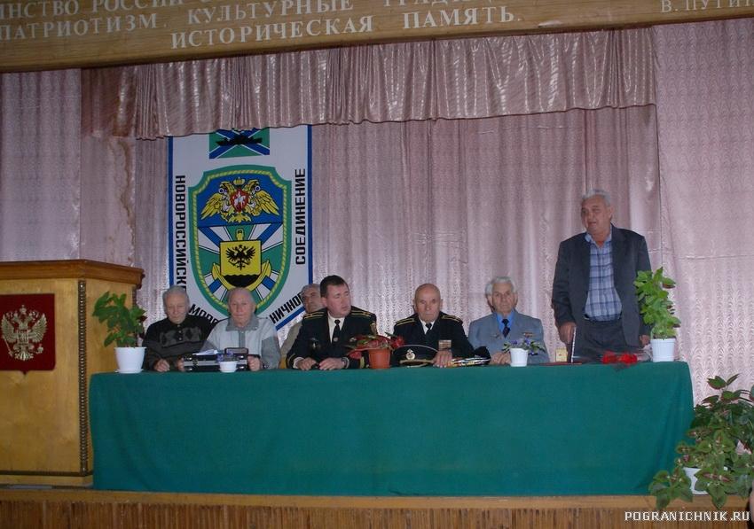 встреча ветеранов бригады