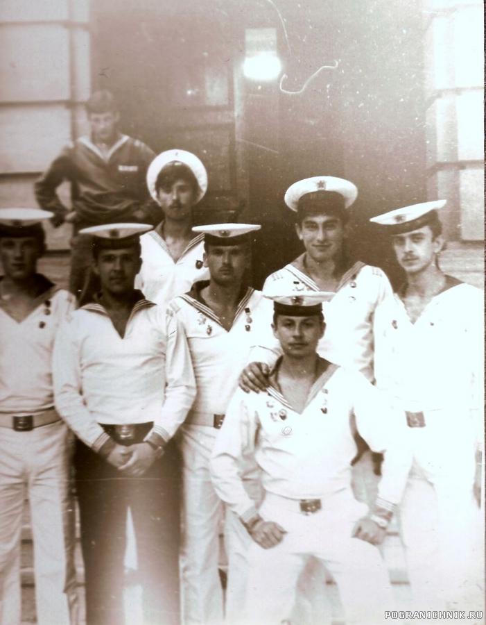 лето 1982