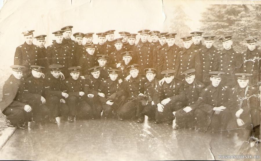 1-ый учебный отряд ВМФ.г.Пинск