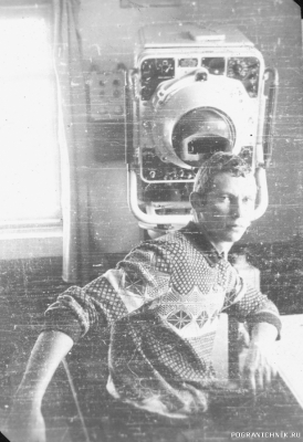 """ПТН""""Ударник"""" Савенков Сергей 1974г"""