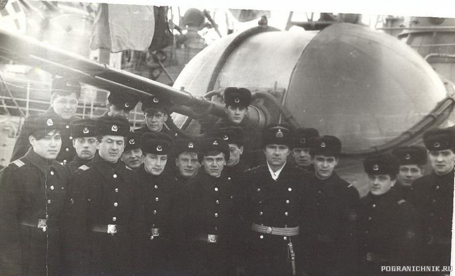 """ПСКР""""Зоркий"""" БЧ-5"""