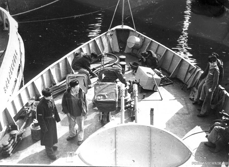 684.Корабельные работы.1981