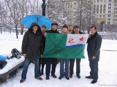 """Встреча в честь 28-летия ПСКР """"Измаил"""""""