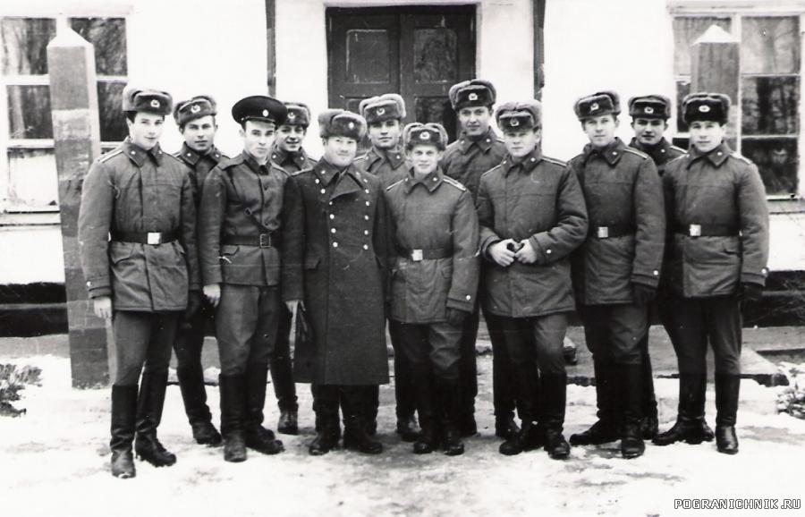 Выпуск 1976г.