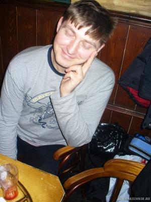 Андрею уже так потеплело)))