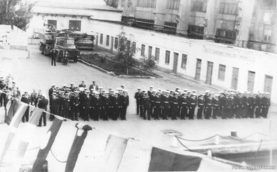 Рота,штаб 1-9/05/1989г.