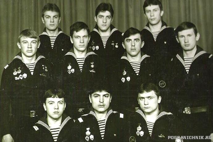 ПСКР 668  Вик Павловский 83..85
