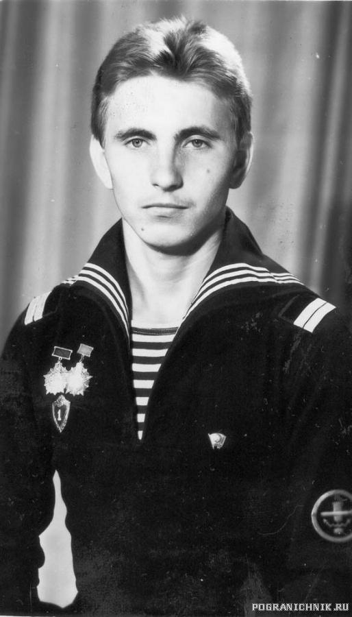 Владимир Пасютин - 1983-1986 гг. - осень