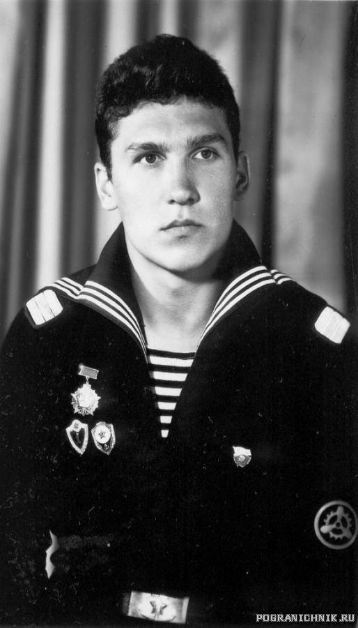 Игорь Пудалев - 1983-1986 гг. - осень