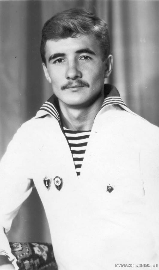 Рустэм Галлямов - 1983-1986 гг. - осень