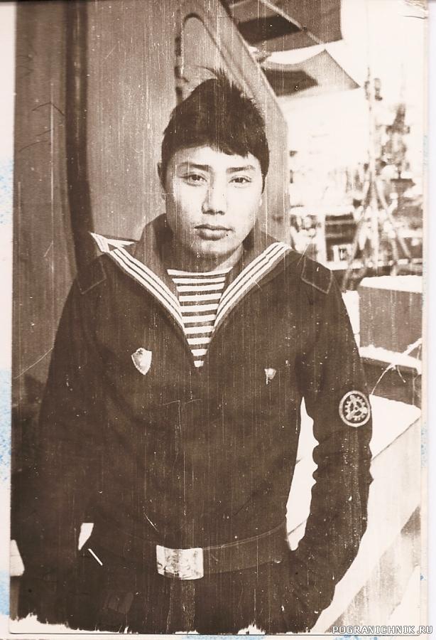 Гарри Уразамбетов, трюмный. 1984-1985