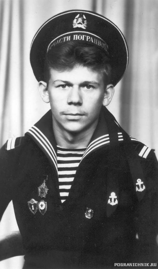 Алексей Праводелов. 1984-1987 - весна.