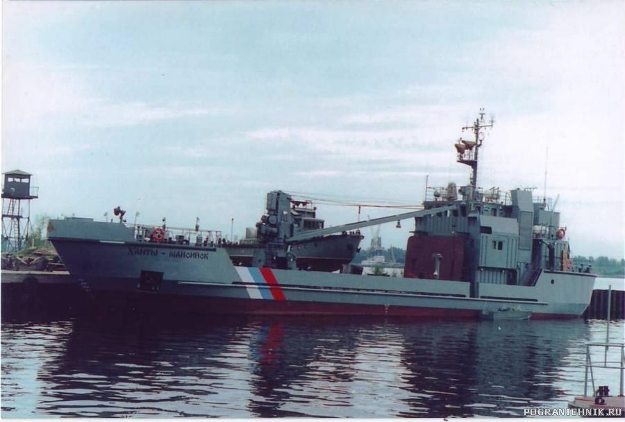 "ПСКР-492""Ханты-Мансийск""(ПКО)"