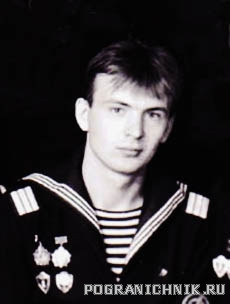 моторист. 1986-1989 гг. - осень