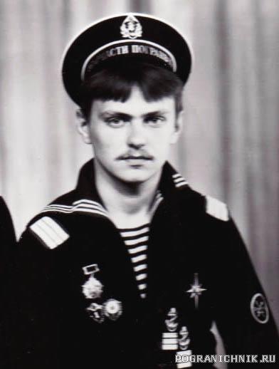 Владиимр Моторин. 1985-1988 - весна