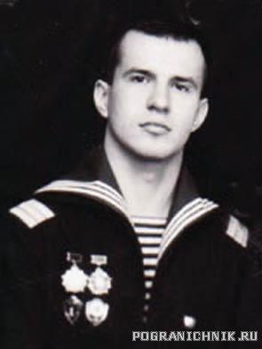 Андрей Жулин. 1987-1990 гг. - весна