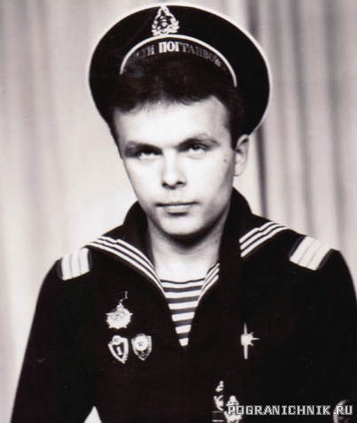 Андрей Волков. 1985-1988 гг. - весна