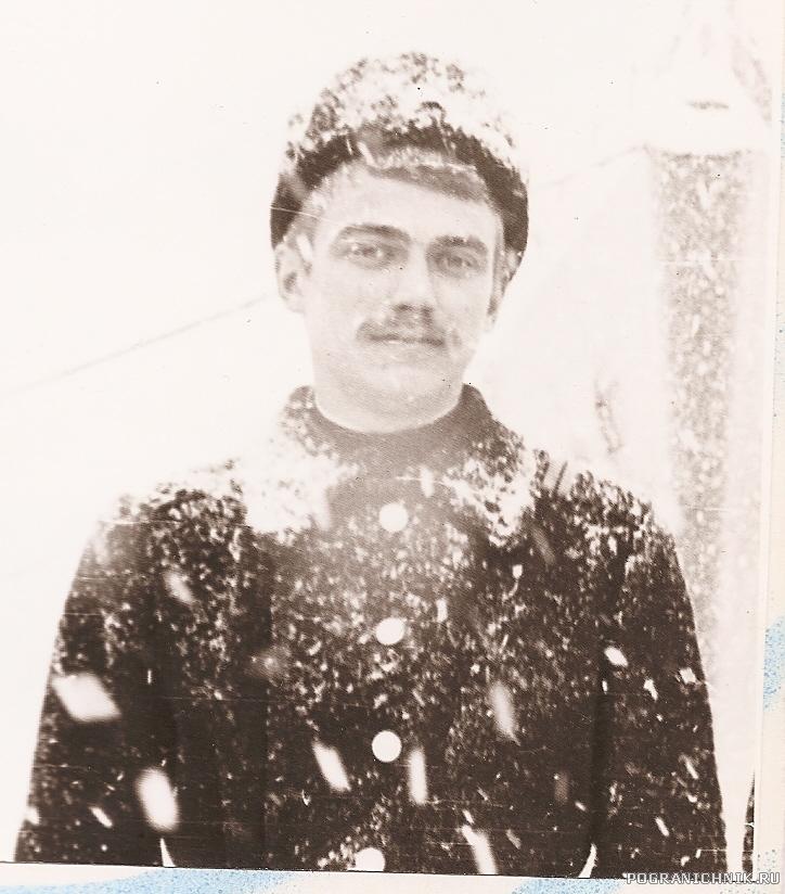 К/о штурманского Бабурин Александр. 1983-85 из Питера.