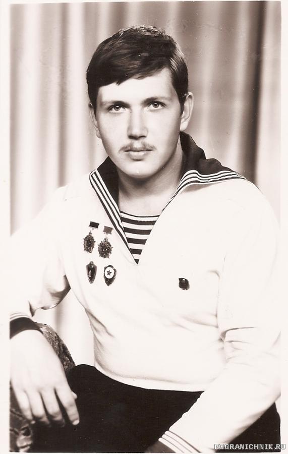 Комод турбинистов Валерий Кравчук 1983-85