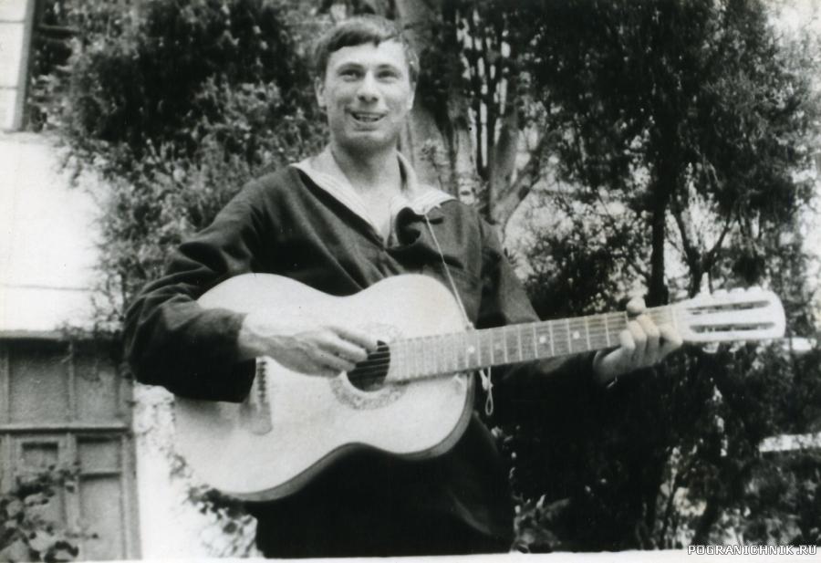 Сергей Резчиков. 1985-1988 гг. - осень