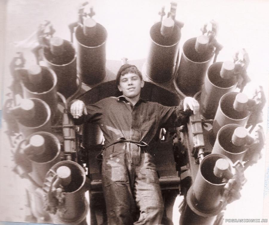 Качалин Андрей, старшина МТК, 1982-84, их Раменского р-на Мо